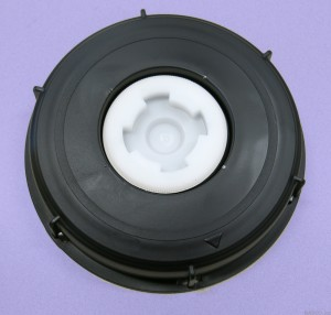 """6"""" fill cap for IBC, with 2"""" reducer"""