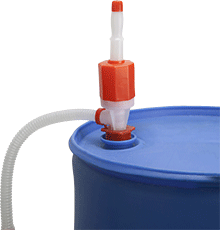 We offer a variety of Drum Pumps or Siphon Pumps.