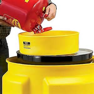 Eagle drum funnel - We offer a wide variety of Eagle safety and secondary containment product, please see our secondary containment page for more products.