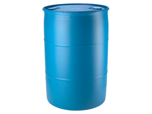 We Stock Standard Poly T/H Drums, in 55 gallon, Black, Blue and Natural. In 30 Gallon we Stock Blue And Natural.