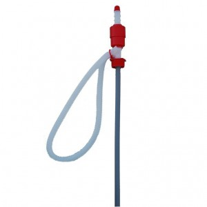Siphon Pump with Buttress Course Threads for 15 gal, 30 gal and 55 gal.